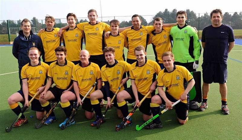 Mens 1st XI Kent/Sussex Div 2 Champions 2015/16