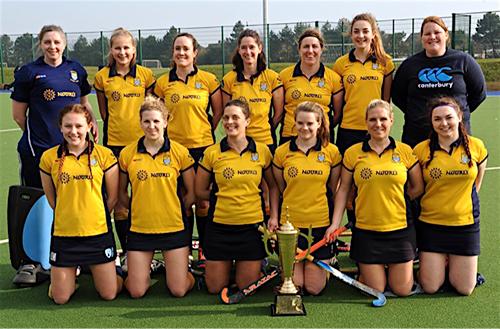 Ladies 1st XI - SLL Premier Champions 2015/16