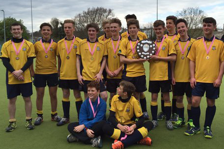 Worthing U16s - Sussex Cup Champions